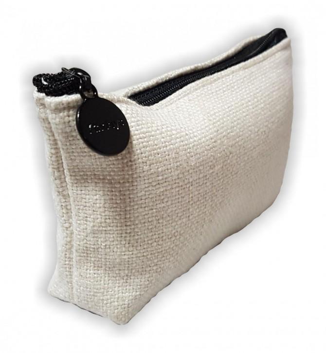 Kleine Tasche in Leinen- Optik für Sublimationsdruck