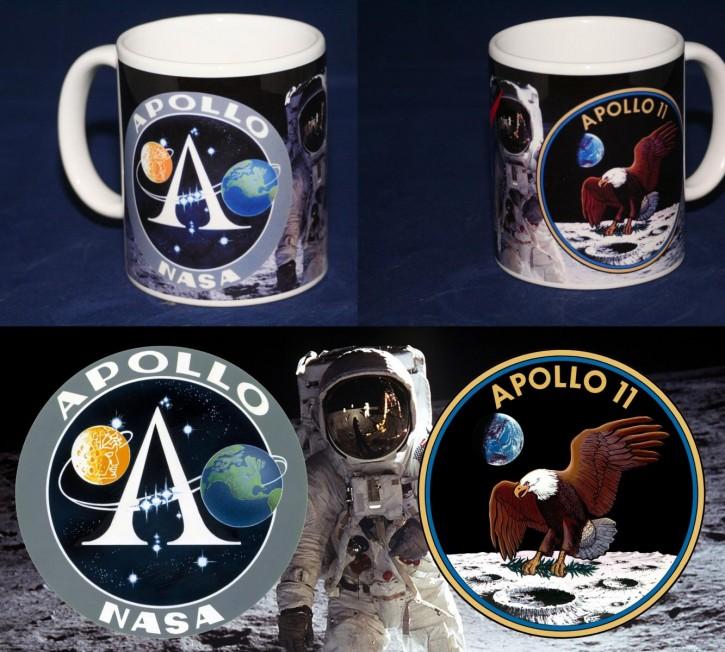50 Jahre Erster Mensch auf dem Mond