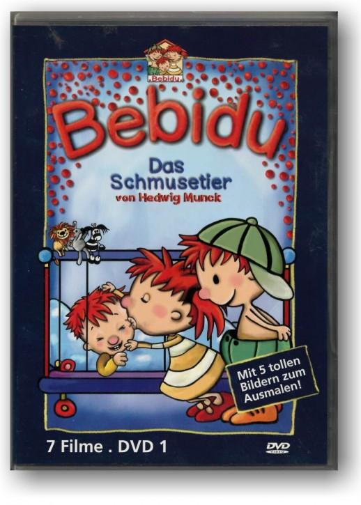 Bebidu - Das Schmusetier - DVD 1 mit 7 Videos