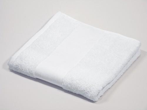Handtuch 100 x 50 cm weiß für den Sublimationsdruck