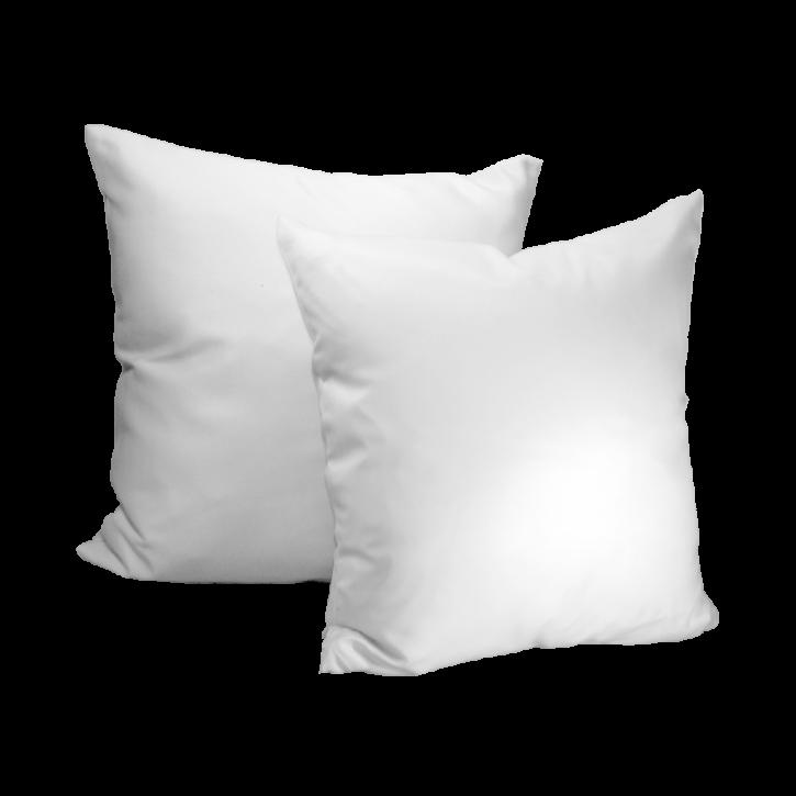 Kissenhülle 40 x 40 cm aus Polyestergewebe für Sublimationsdruck
