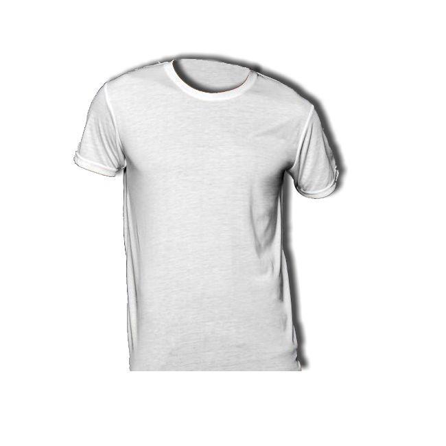 T-Shirt mit angenehm weicher Oberfläche für Sublimationsdruck 140g/m²