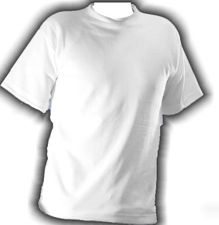 T-Shirt mit wunderbarem Baumwollgriff für Sublimationsdruck XXL