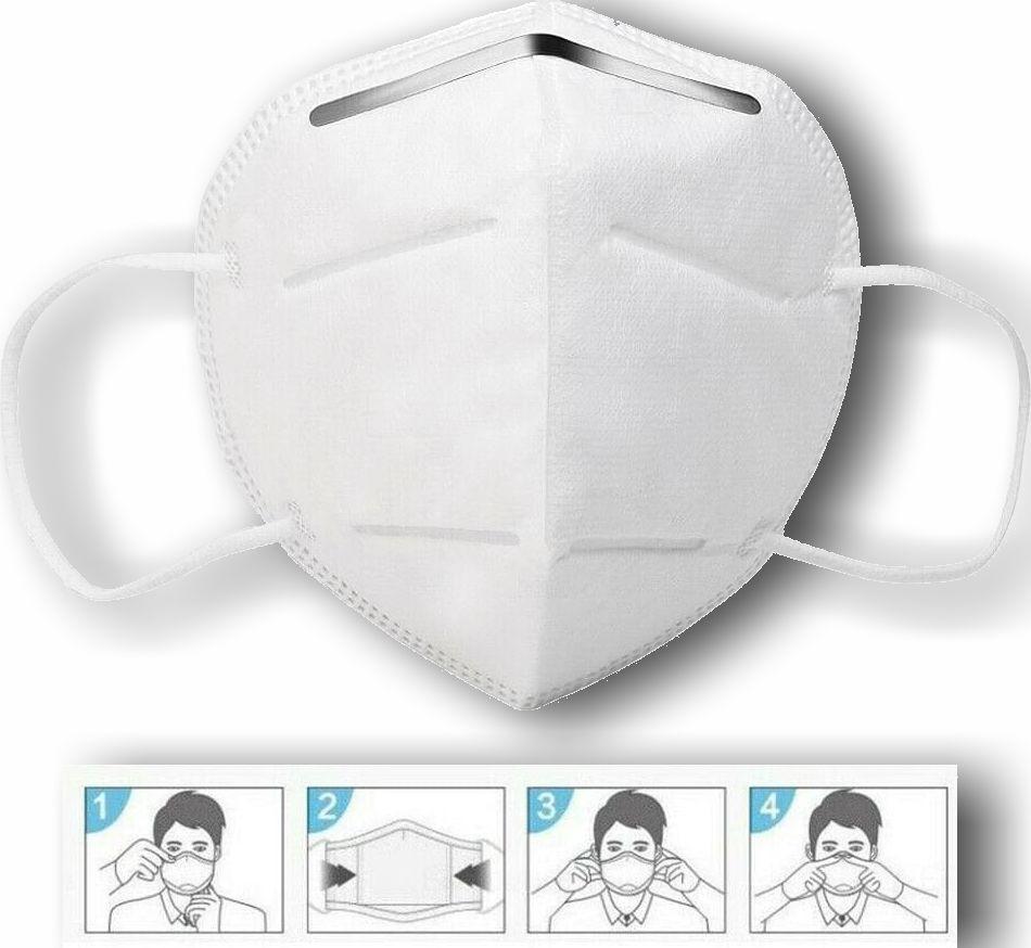 Ffp2 Maske Mit Filter