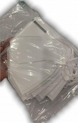 KN95 Respirator (FFP2-Alternative) Gesichtsmaske Maske mit 5-Schichten Filter