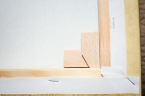 Leinwanddruck auf Keilrahmen Spitzweg-Der arme Poet-Neue Pinakothek