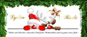 Individueller Weihnachtsbecher - Glühweinbecher